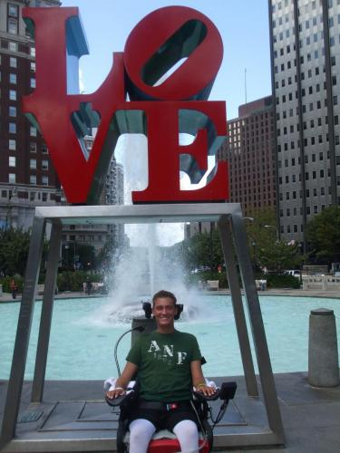 LOVE Fountain